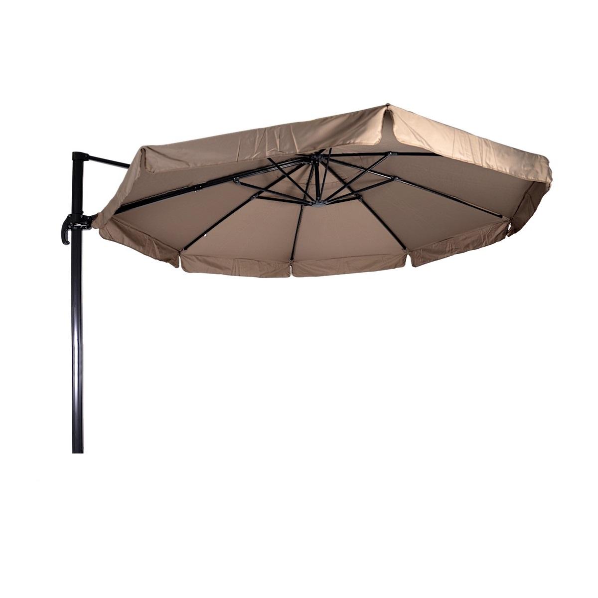 Parasol kiezen – welke parasol is geschikt voor mijn tuin?