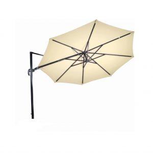 Flotteur parasol VirgoFlex Ecru Ø 3,5 mètres