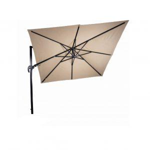 Flotteur parasol VirgoFlex Ecru 3 X 3 Mètres