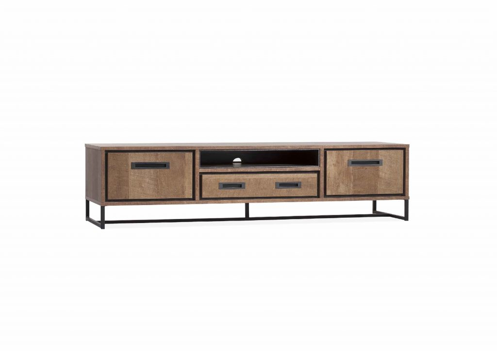 Tv Cabinet From The Roulette Collection Of Wakefield Xl In De Grote Uitvoering