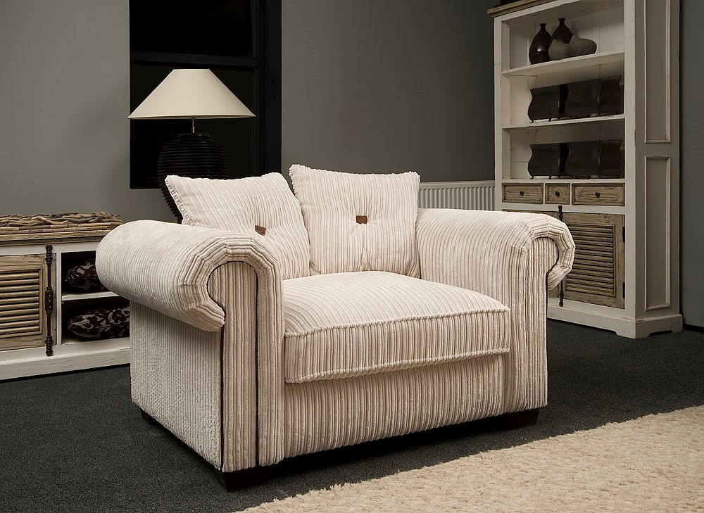 The loveseat, Your guarantee for a cozy evening.