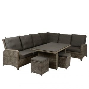 Loungeset Aruba Wicker
