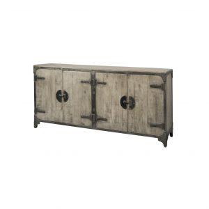 dressoir basto mangohout grey