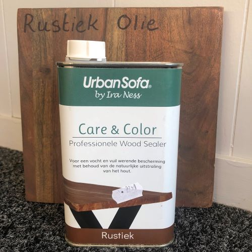 care and color rustiek