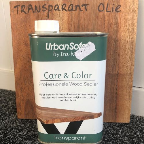 care and color transparant