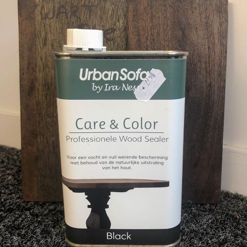 care and color black