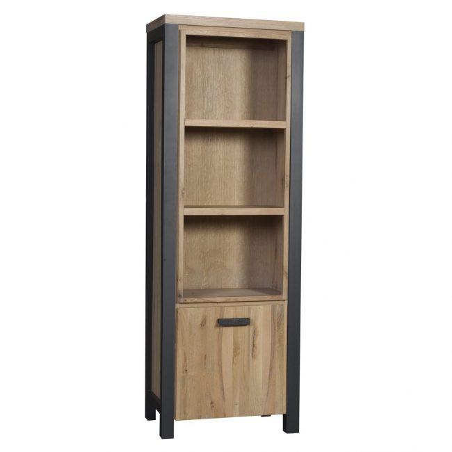 Toledo Bücherregal Me Tür Eiche Holz
