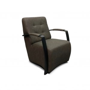 valerio fauteuil taupe wgxl collection
