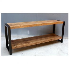 TV-meubel Iron Basic