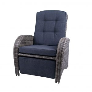 Casablanca Recliner Gris clair