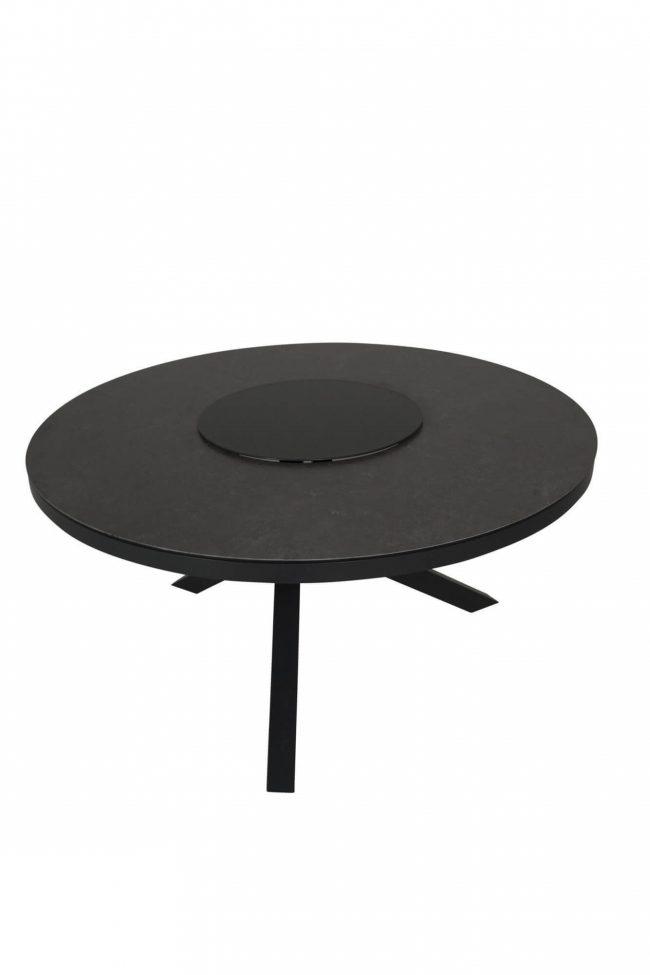 Eettafel Perth - Aluminium onderstel en krasvast tafelblad!