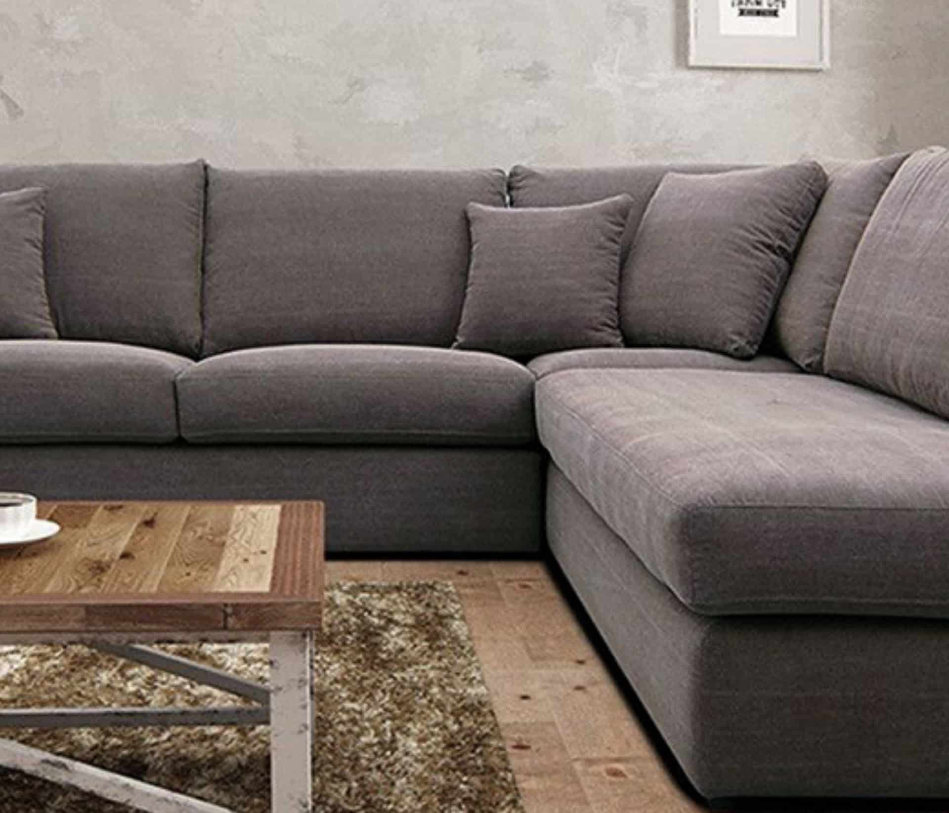Cleaning fabric sofa? Our tips