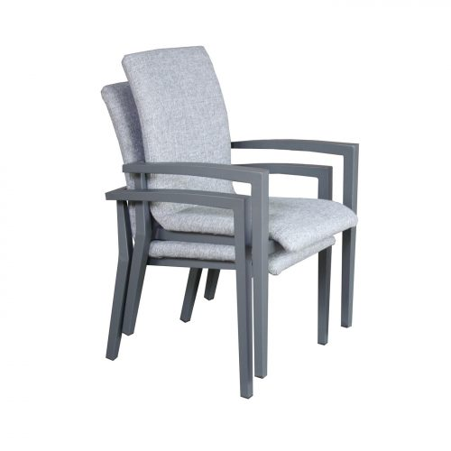 Capri All Wheater Stacking Chair