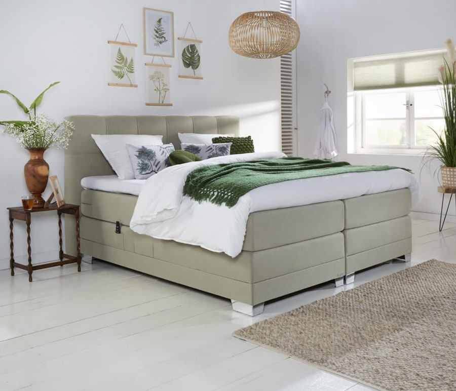 Box spring or slatted base? These are the differences