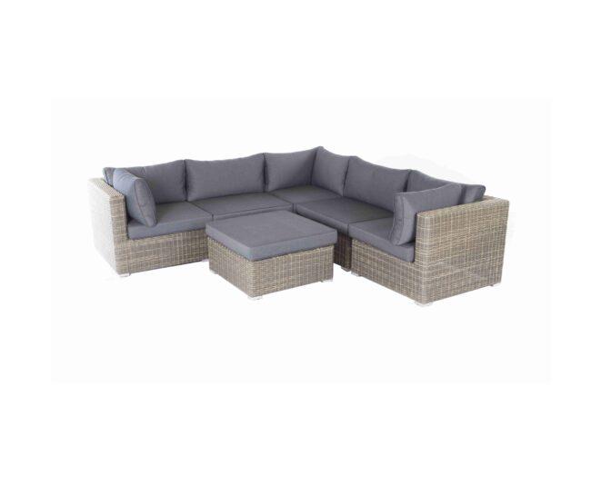 Sahara Loungeset Kobo Grey