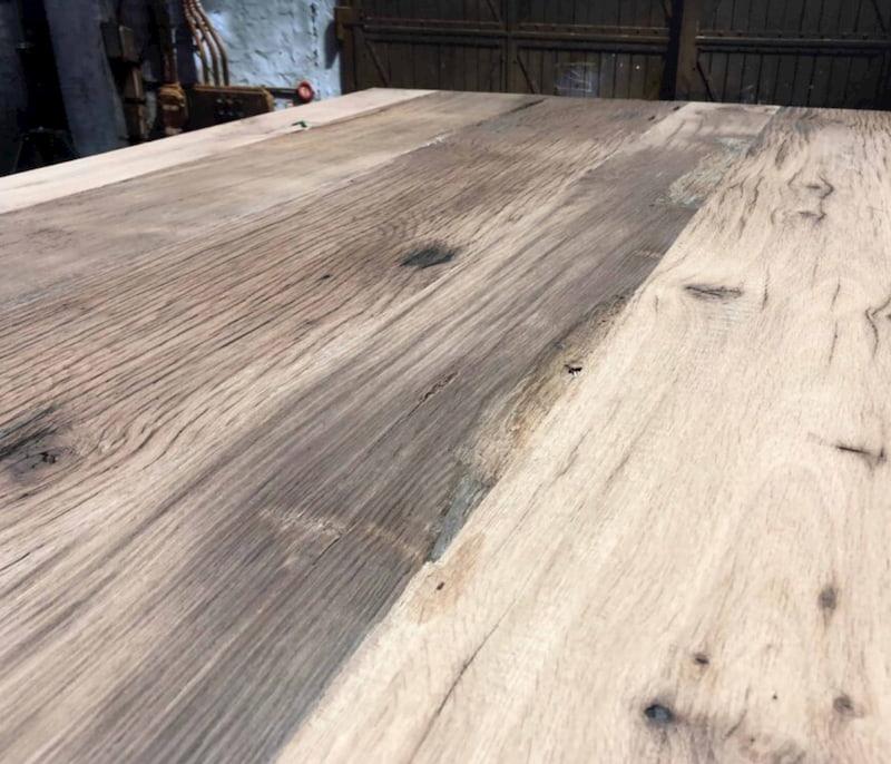 De populaire houtsoorten voor meubels op een rij