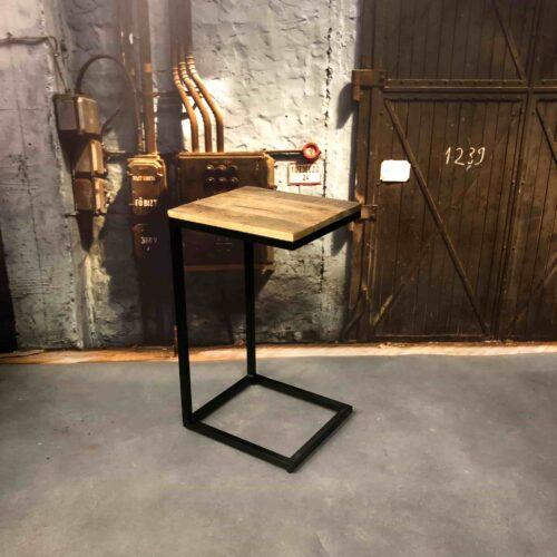 Side table Iron Mangohout