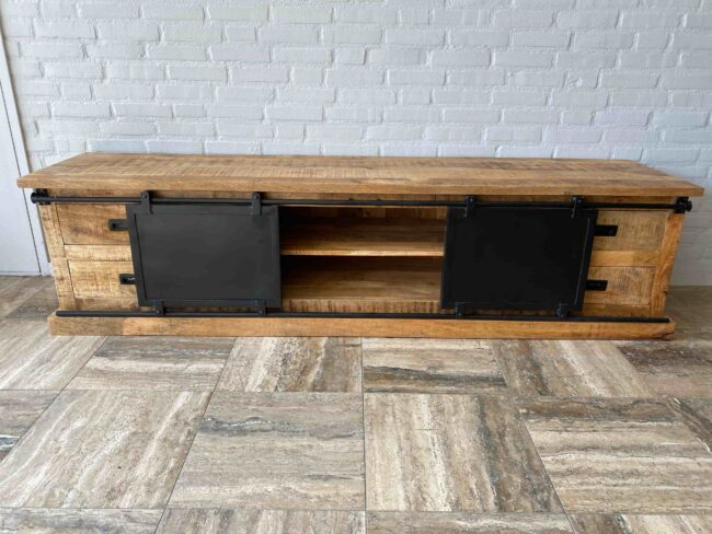 Tv-kast Toon Mangohout verkrijgbaar in meerdere afmetingen.