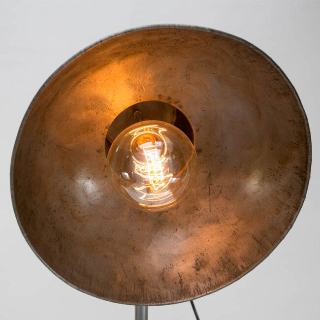 LABEL51 Vloerlamp Factory - Grijs - Metaal - SE-23.012