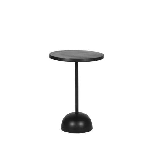 LABEL51 Side table Spark - Black - Metal