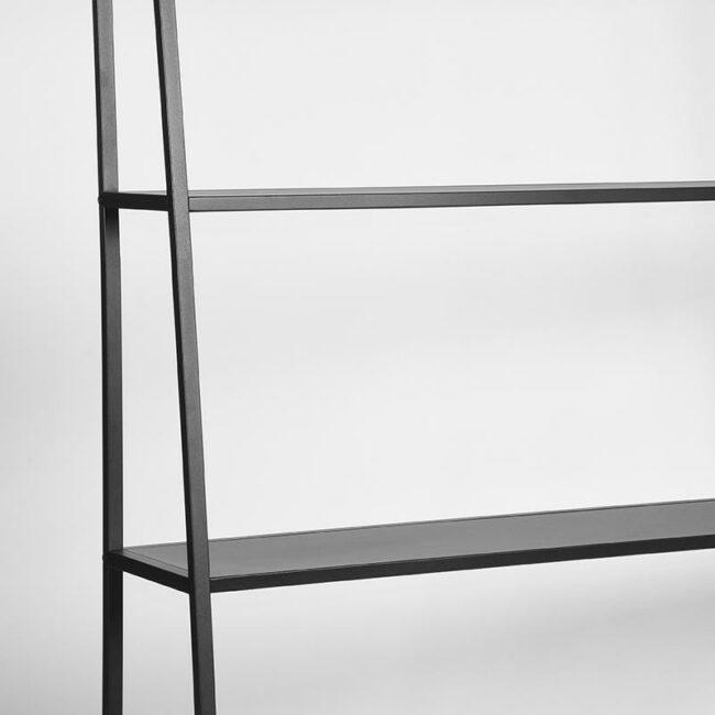 LABEL51 Bergkast Fence - Zwart - Metaal - SL-51.000