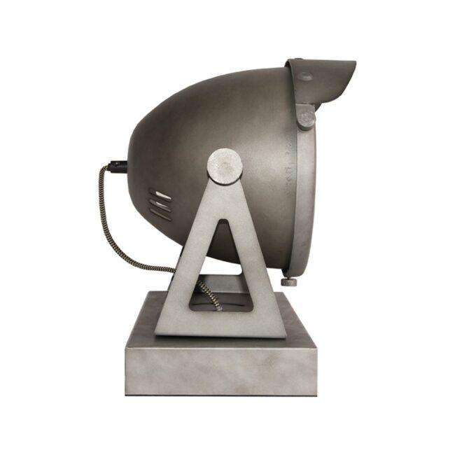 LABEL51 Tafellamp Cap - Burned Steel - Metaal - MT-2177
