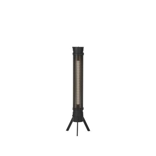 LABEL51 Tafellamp Tube - Zwart - Metaal
