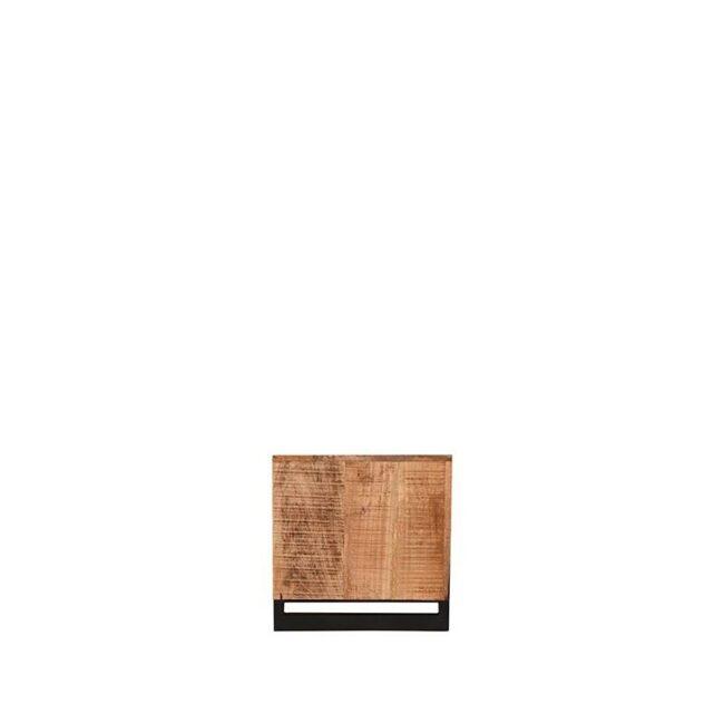 LABEL51 Tv-meubel Glasgow - Rough - Mangohout - 160 cm - RF-37.120/JP-46.097