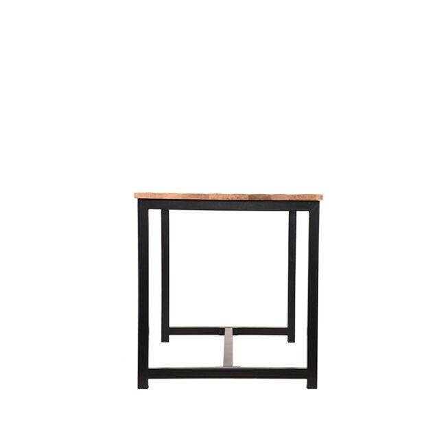 LABEL51 Bartafel Ghent - Rough - Mangohout - 160x90x95 cm - JP-46.081