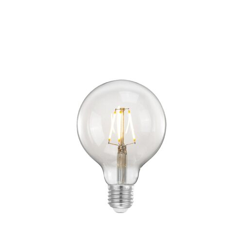 LABEL51 Lichtbron Daglicht Led Kooldraadlamp Bol - Glas - L
