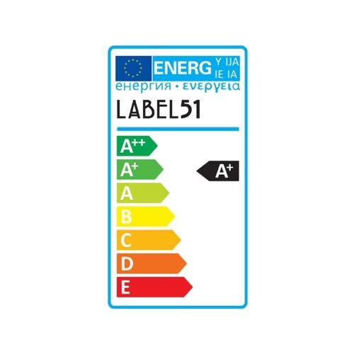 LABEL51 Lichtbron Daglicht Led Kooldraadlamp Bol - Glas - M