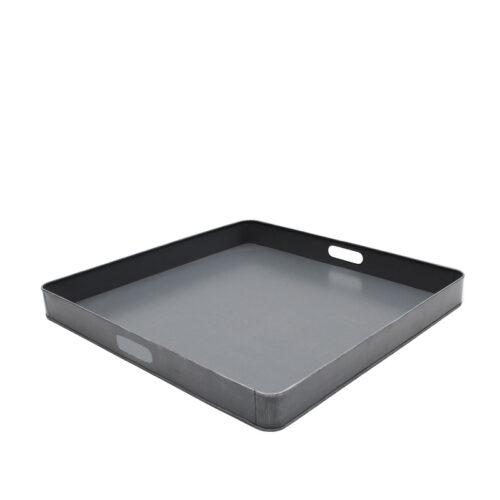 LABEL51  Dienblad - Grijs - Metaal - XL