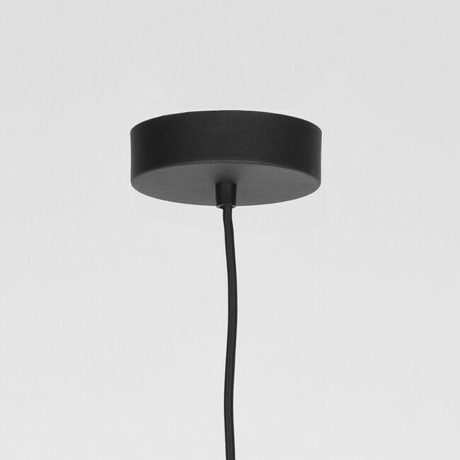 LABEL51 Hanglamp Dome - Zwart - Metaal - MT-2164