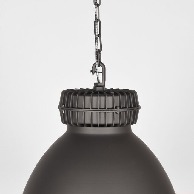 LABEL51 Hanglamp Heavy Duty - Burned Steel - Metaal - MT-2218