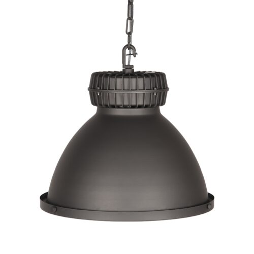 LABEL51 Hanglamp Heavy Duty - Burned Steel - Metaal