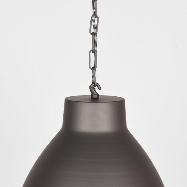 LABEL51 Hanglamp Industry - Burned Steel - Metaal - MT-2226