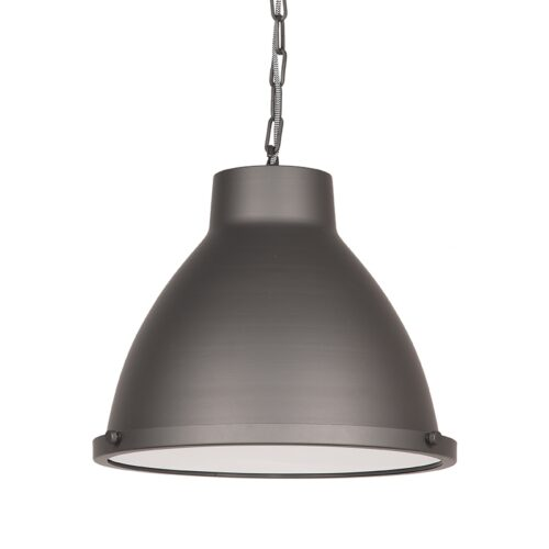 LABEL51 Hanglamp Industry - Burned Steel - Metaal