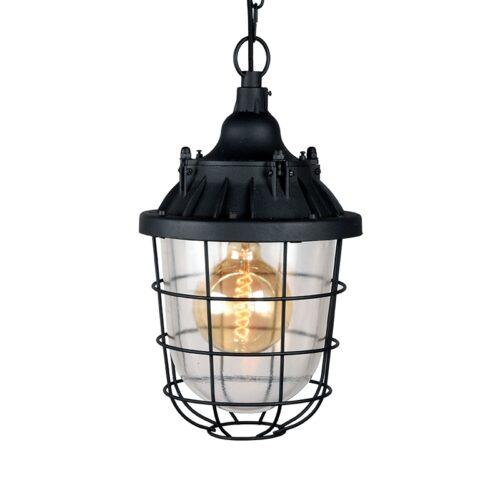 LABEL51 Hanglamp Seal - Zwart - Metaal