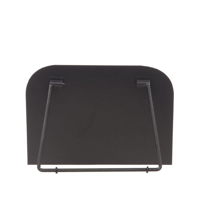 LABEL51 Kookboekstandaard - Zwart - Metaal - GS-12.070