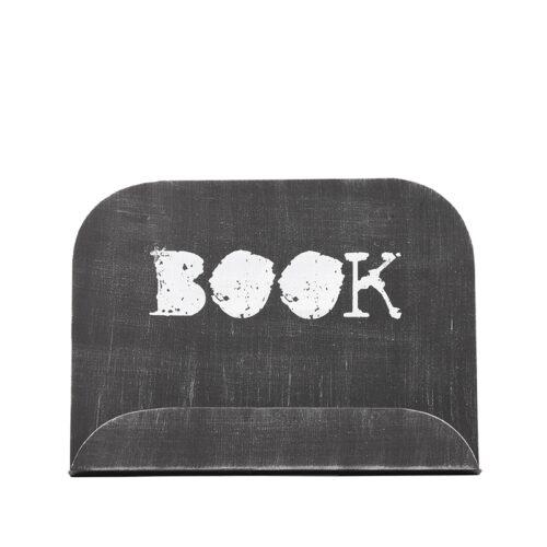 LABEL51  Kookboekstandaard - Zwart - Metaal