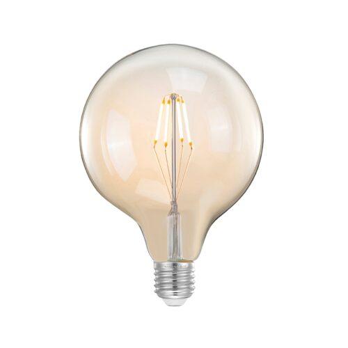 LABEL51 Lichtbron Led KooldraadlampBol - Glas - XL