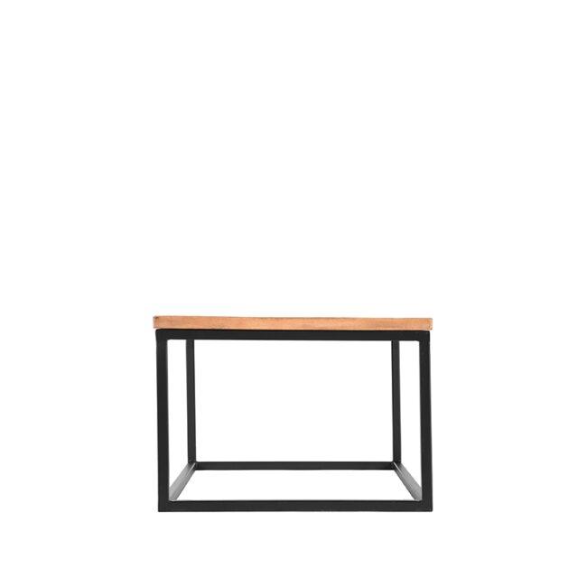 LABEL51 Salontafel Box - Rough - Mangohout | Wiegers XL