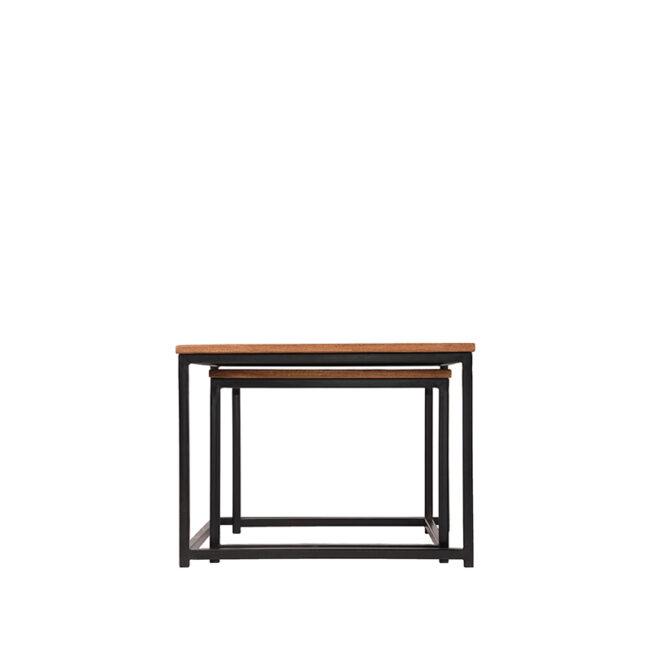 LABEL51 Salontafel Set Couple - Rough - Mangohout - JP-46.022