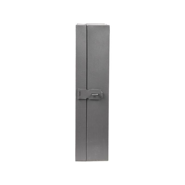 LABEL51 Sleutelkastje - Antiek grijs - Metaal - GS-12.007