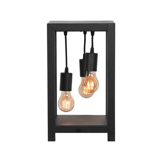 LABEL51 Tafellamp Dangle - Zwart - Metaal