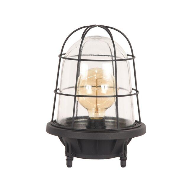 LABEL51 Tafellamp Seal - Zwart - Metaal