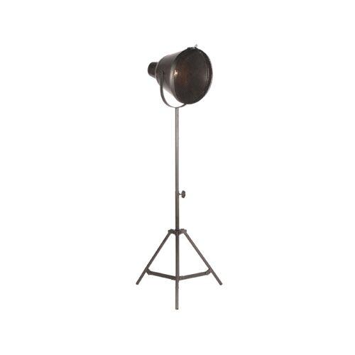 LABEL51 Vloerlamp Gaas - Grijs - Metaal