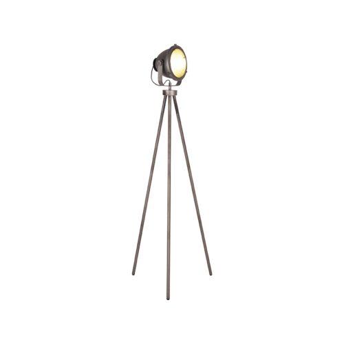 LABEL51 Vloerlamp Tuk-Tuk - Burned Steel - Metaal
