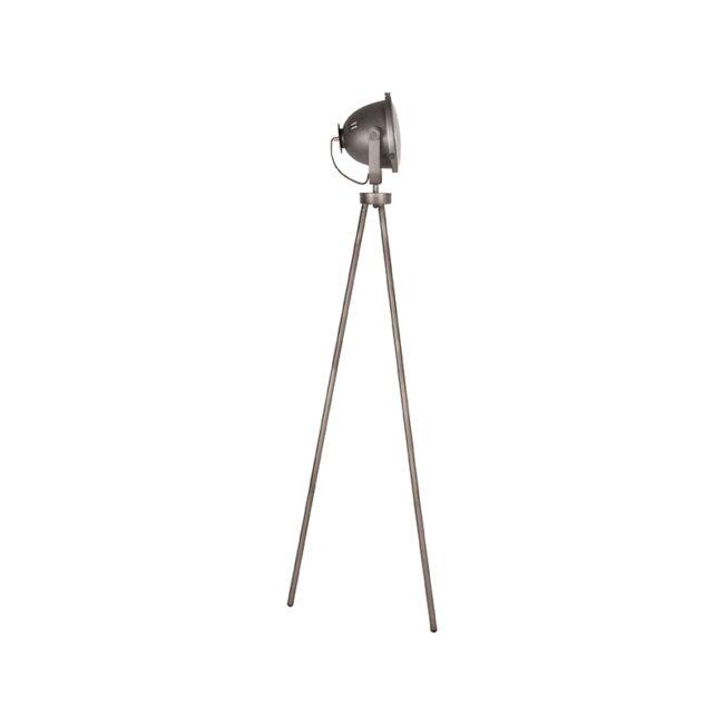 LABEL51 Vloerlamp Tuk-Tuk - Burned Steel - Metaal - MT-2179