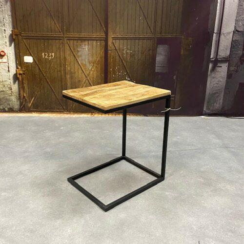 Side table Mangohout Iron SUL-07